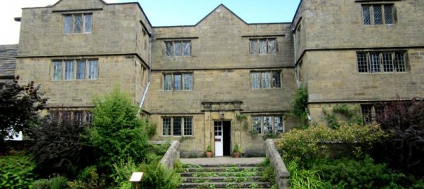 Eyam Hall in Eyam Village, Derbyshire