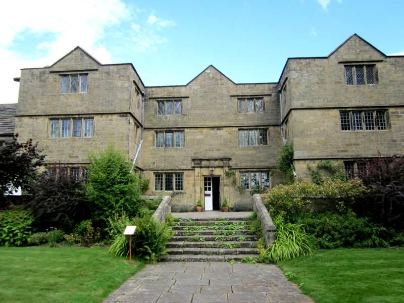 Eyam Hall in Derbyshire
