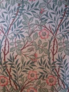 William Morris Fabric.