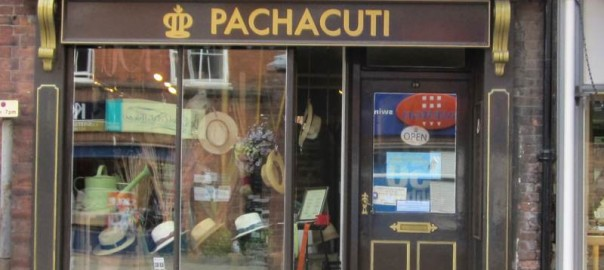 An afternoon in Pachacuti, Ashbourne.