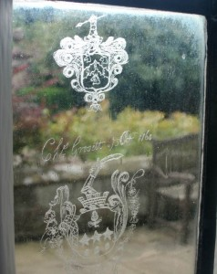 Eyam Hall Window 1760