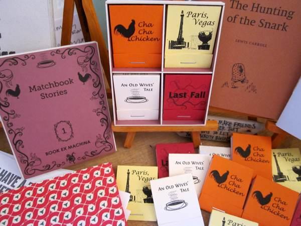 Small books from Santorini