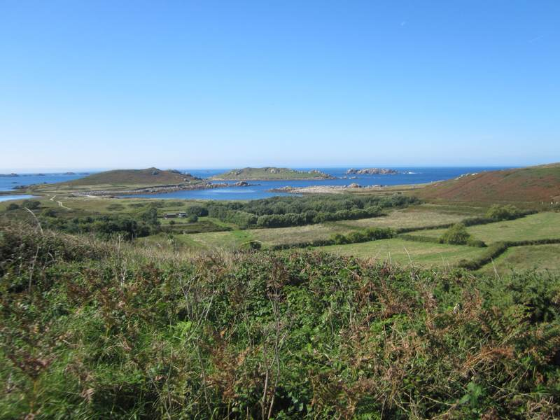 The Isles of Scilly.