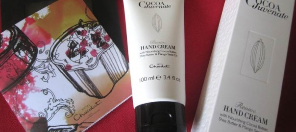 Hand Cream from Hotel Chocolat