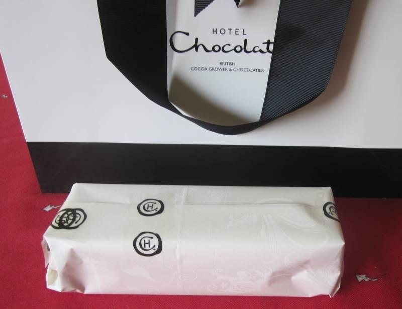 Hand Cream packaging.