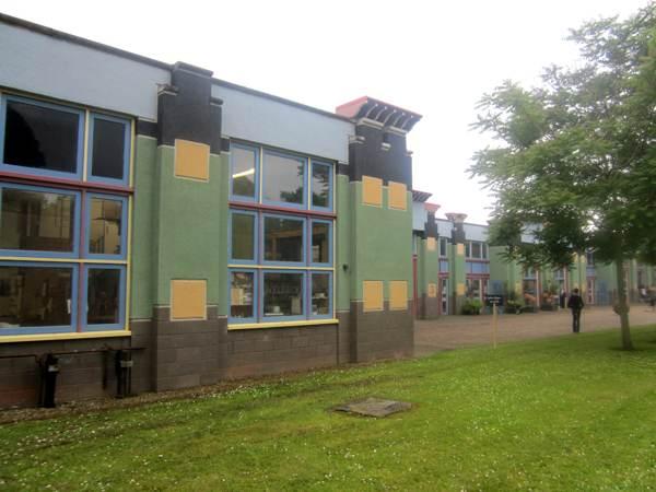 Craft studios at Welbeck.