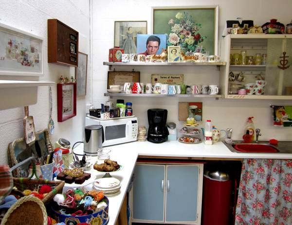 Inside Hope and Elvis Studio