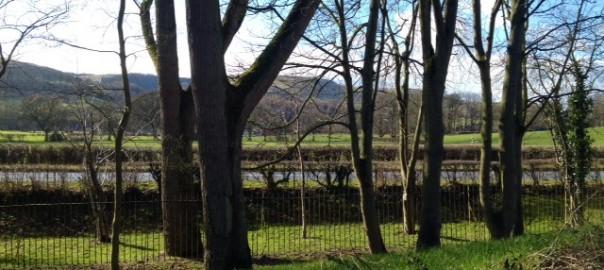 Visit to Hathersage, Derbyshire