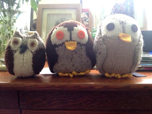 owls for the woollen woods