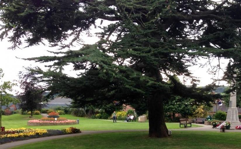 Memorial Garden, Belper