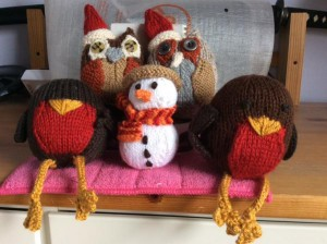 owls robins