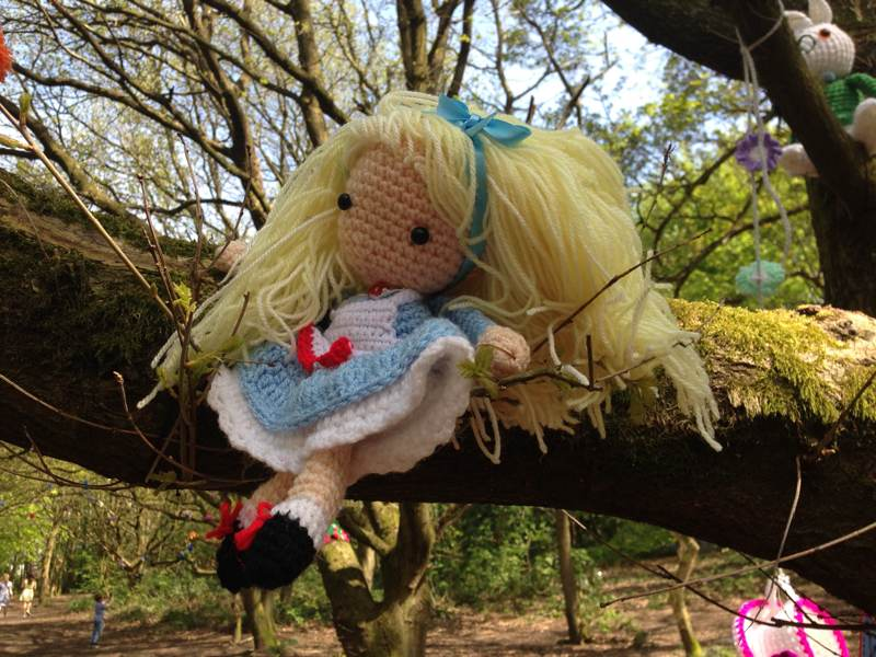 Alice in tree
